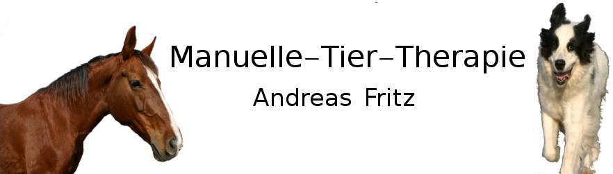 Manuelle Tiertherapie